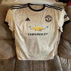 Martial Manchester United Jersey